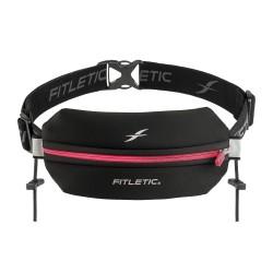 FITLETIC NEO RACE BELT BLACK/PINK